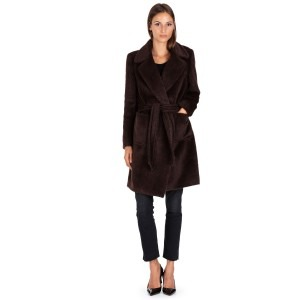 Cappotto Dolly testa di moro