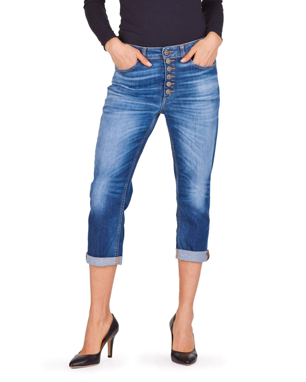 Dondup - Jeans Koons blu - E9021 - DP268B-KOONS-DS0296BB6-800