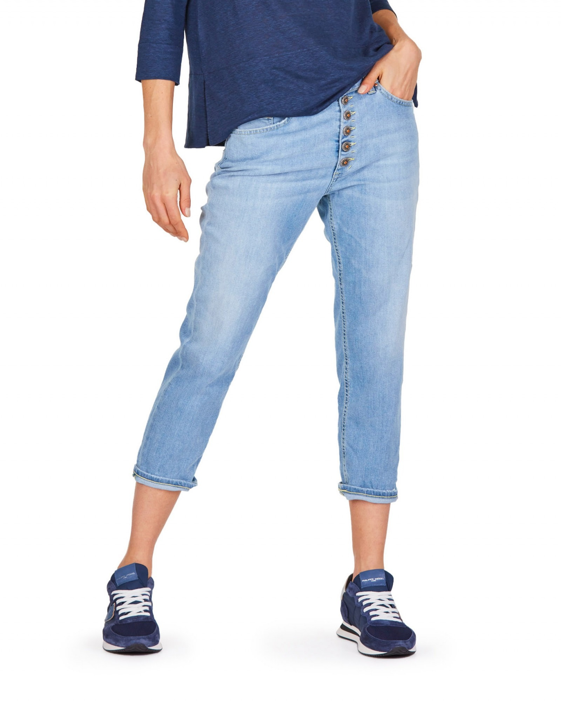 Dondup - Jeans Koons azzurro - E9021 - DP268B-KOONS-DS0296BB7-800