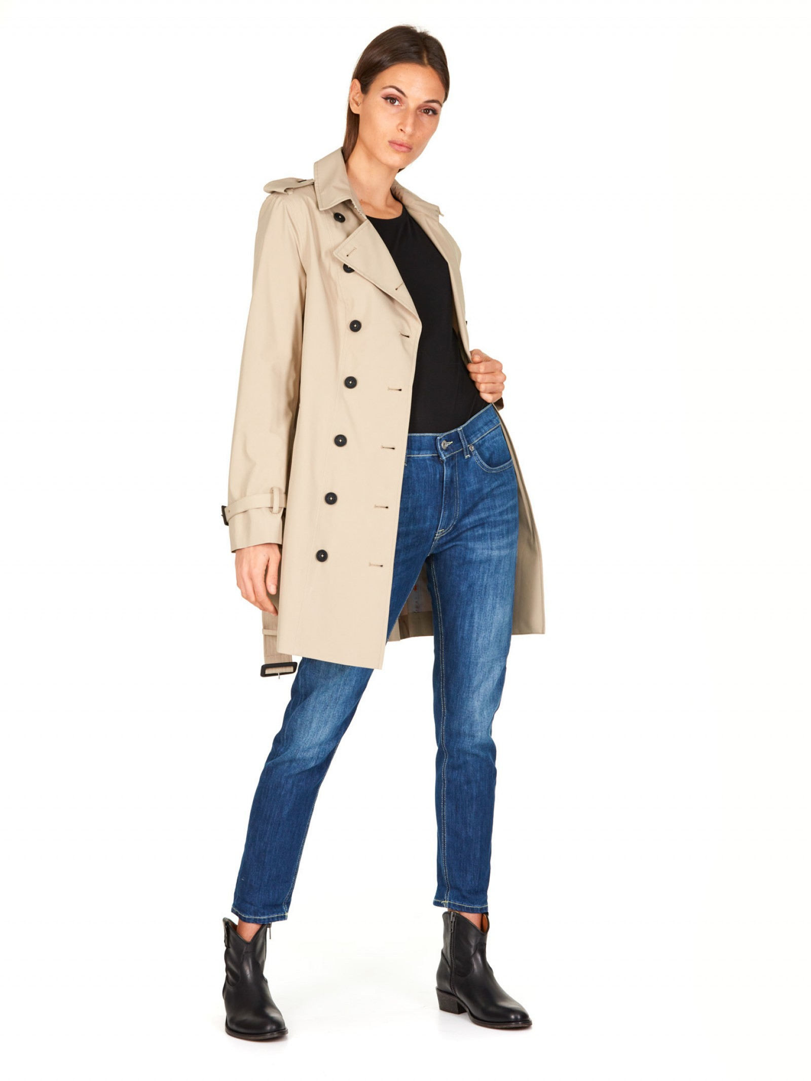 Save The Duck - Trench beige - E9021 - D43090W-GRIN12-40000