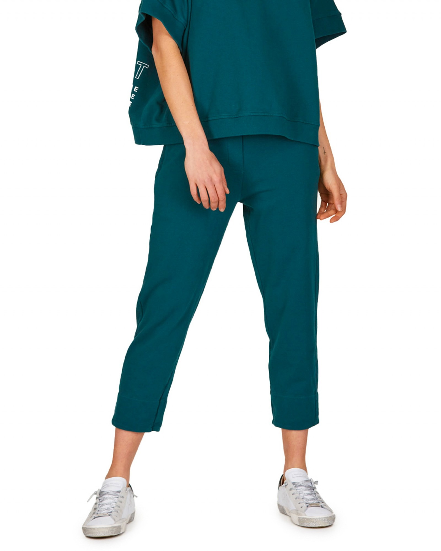 Noumeno Concept - Pantalone felpa  con fondo stopper - E9021 - P22-60065-046
