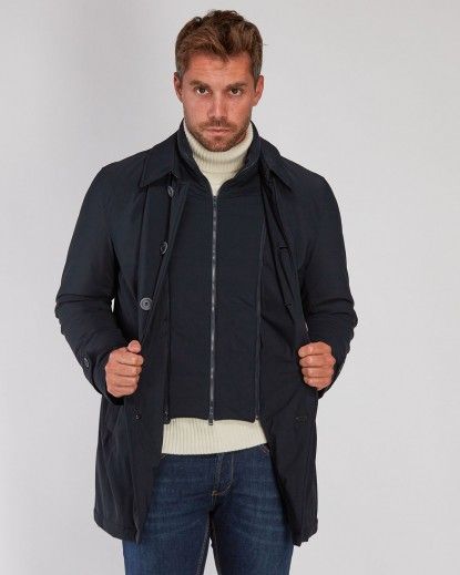 Cappotto blu Washington