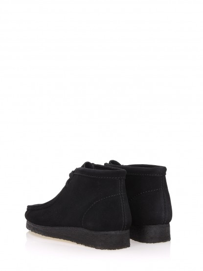 Wallabee Boot Nero
