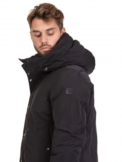 BOUNDRY JACKET NERA